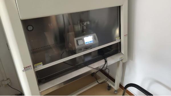 上海达沃为签约客户 凯宝药业进行培养箱验证测试服务