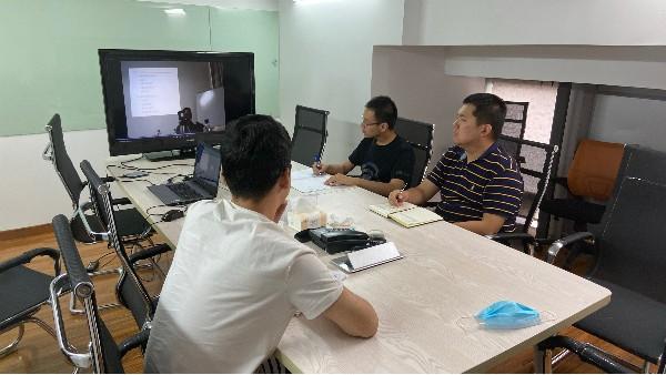 上海达沃公司对员工进行灭菌柜验证的专业知识培训