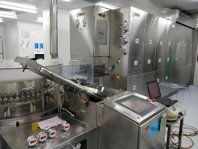 上海达沃为签约客户格林菲尔德(江苏)药业进行隧道烘箱验证测试