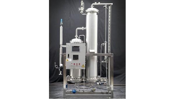 2021年10月13日,上海达沃为生物制品研究所进行纯蒸汽检测服务