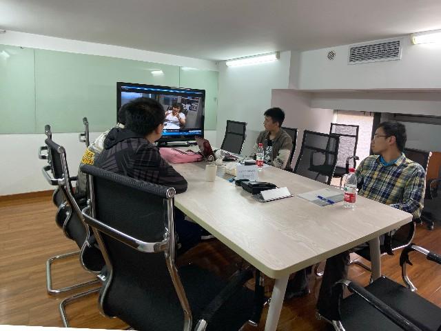 上海达沃进行员工培训,本次培训主题为——恒温恒湿箱报告方案详解