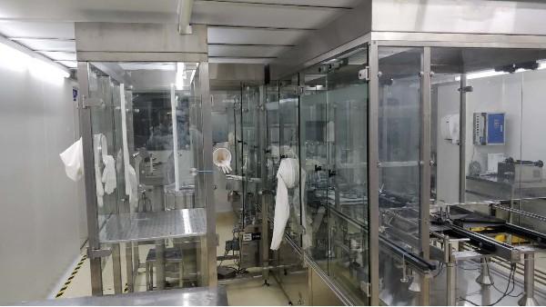 上海达沃在武汉生物研究所进行层流小车检测持续进行中
