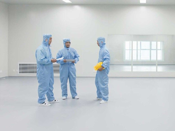 达沃医药•-洁净室检测