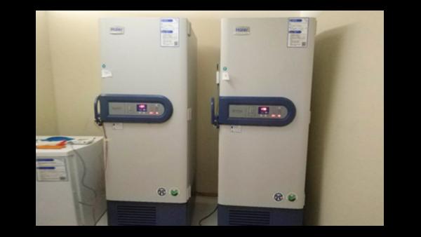 上海达沃为客户 凯宝药业进行冰箱验证测试