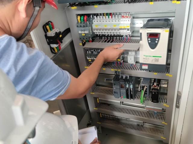 上海达沃在无锡中鼎集成公司进行了计算机化系统验证测试服务
