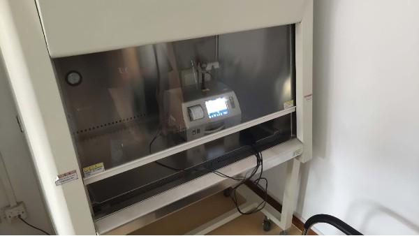 上海达沃为凯宝药业进行动物房的灭菌柜验证测试