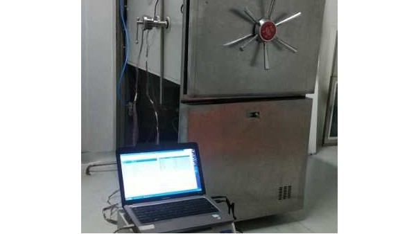 上海达沃在凯宝药业的动物房灭菌柜验证测试持续进行中