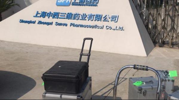 上海达沃为中西三维药业提供洁净室检测的验证测试服务