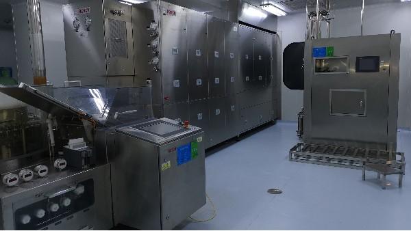 上海达沃为凯宝药业公司进行洁净室检测再验证服务