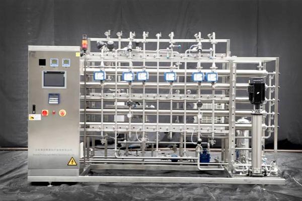 纯化水系统软件验证