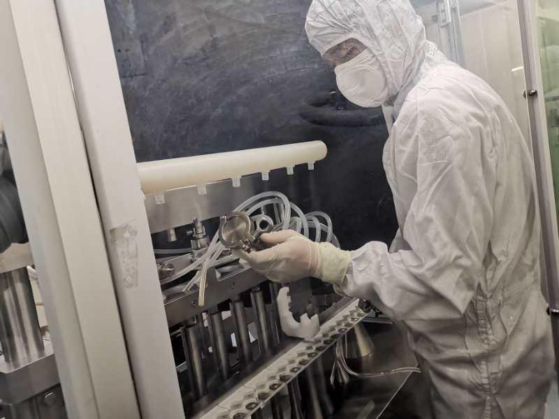 洁净室气流流型测试2