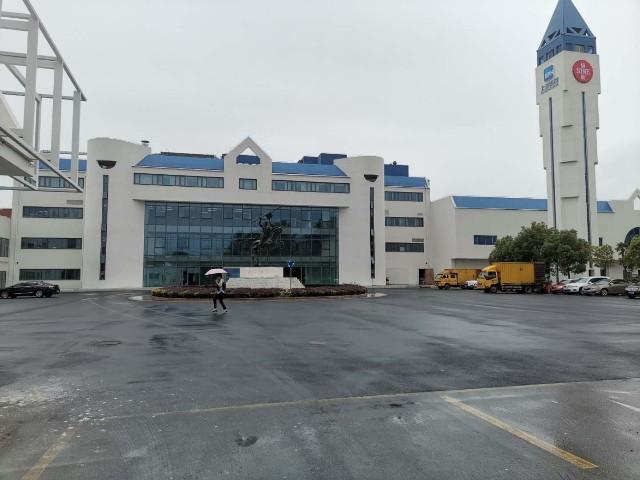上海达沃为博莱科信谊药业进行压缩空气检测服务