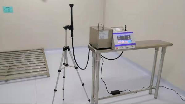 上海达沃进行空调系统HVAC和洁净室检测的员工培训