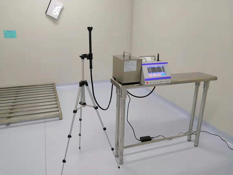 HVAC系统和洁净室检测