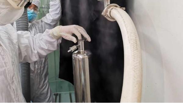 上海达沃在凯宝公司继续进行空调系统验证及洁净室检测验证测试