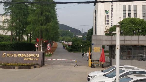上海达沃为武汉生物研究所的项目检测结果编写、制作报告书