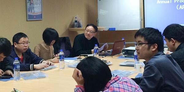达沃医药团队会议