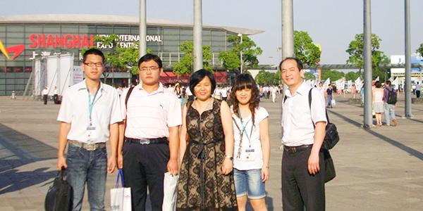 达沃医药世界制药原料中国展合照
