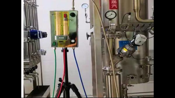 纯蒸汽质量检测项目问题的概述