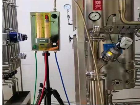纯蒸汽质量检测