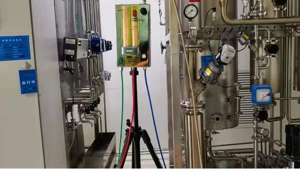 纯蒸汽质量检测简述